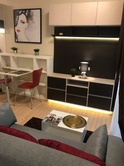 ขายคอนโดอ่อนนุช อุดมสุข : ขายห้อง premium! คอนโด เอ สเปซ ( A-Space ) สุขุมวิท 77 BTS อ่อนนุช 1 ห้องนอน ขนาด 35 ตรม. ตึก B ชั้น 7 ใกล้ Big C