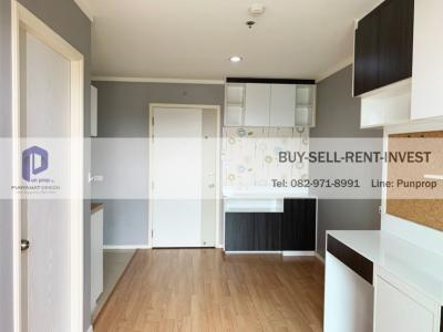 For SaleCondoBang Sue, Wong Sawang : Condo for sale, Lumpini Ville Prachachuen-Phongphet 2, Building A, 1 bedroom, 5th floor, only 1.89 million baht