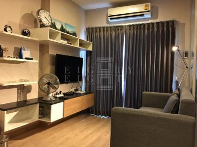 เช่าคอนโดท่าพระ ตลาดพลู : For Rent The Tempo Grand Sathorn-Wutthakat ( 31 square metres )