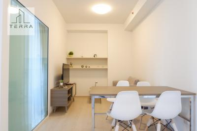 For RentCondoRatchadapisek, Huaikwang, Suttisan : For rent Chapter One Eco Ratchada 2 Bed 45.68 sq.m