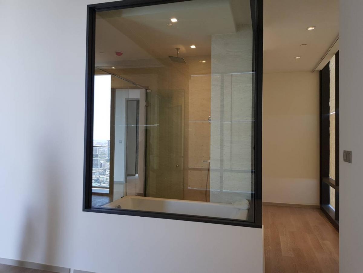 ขายคอนโดสีลม บางรัก : ขายคอนโด Ashton Silom ชั้น 38 ห้องมุม ขนาด 49.55 ตรม.