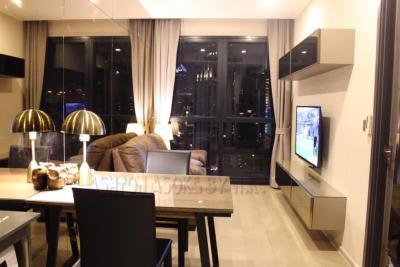 For RentCondoSukhumvit, Asoke, Thonglor : Ashton Asoke - RENT 1 bed 31 sqm  - High floor 30K @BTSAsoke