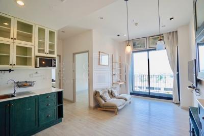 เช่าคอนโดพระราม 9 เพชรบุรีตัดใหม่ : For Rent The Capital Ekamai - Thonglor ( 59.55 square metres )