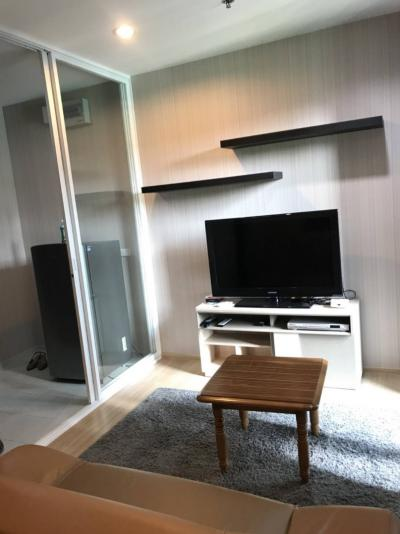 For SaleCondoRamkhamhaeng, Hua Mak : Sell The Base Rama 9 - Ramkhamhaeng, 5th floor, pool view, studio 27 sq.m., fully furnished.