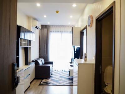 เช่าคอนโดอ่อนนุช อุดมสุข : For Rent Ideo Mobi Sukhumvit 66 ( 35 square metres )