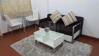 เช่าคอนโดวงเวียนใหญ่ เจริญนคร : For Rent The Niche Taksin ( 35 square metres )