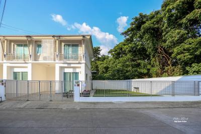 For RentTownhouseChiang Mai, Chiang Rai : Big Yard Pruksa Ville 95 Big C Donjan House for rent