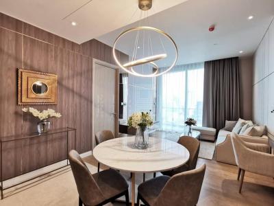 เช่าคอนโดวงเวียนใหญ่ เจริญนคร : For Rent Magnolias Waterfront Residences  ( 60 square metres )