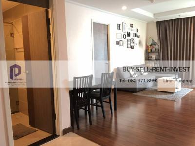 เช่าคอนโดสาทร นราธิวาส : Condo For Rent@ Supalai Elite Sathorn-Suanplu 57 sqm. 2 br. Fully Furnished 42,000 baht/month