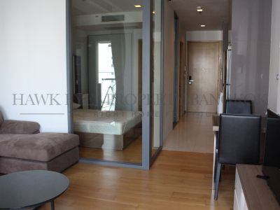 ขายคอนโดนานา : 1 bedroom 1 bathroom for rent and for sale at HYDE Sukhumvit 13 only 8.5MB