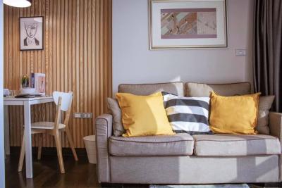 เช่าคอนโดสุขุมวิท อโศก ทองหล่อ : The Lumpini 24 Room for Rent (Fully Furnished!!)
