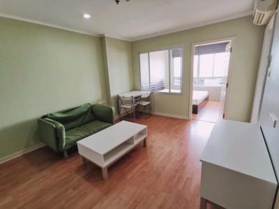 For RentCondoRamkhamhaeng, Hua Mak : For rent, Condo Lumpini Ramkhamhaeng 44, 35 sqm. 1 min. 1, 9th floor, Building A 10,000 baht.