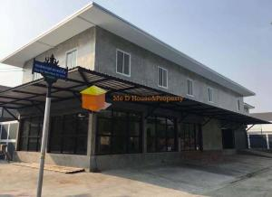 For RentShophouseChengwatana, Muangthong : For rent building 200 sq.w.
