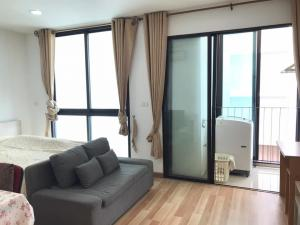 For RentCondoRatchadapisek, Huaikwang, Suttisan : For Rent Ideo Ratchada-Huaykwang Size 41sqm (1Bedroom / 1Bathroom) Condo Price 14,000 Baht / Month