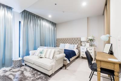 For RentCondoWitthayu,Ploenchit  ,Langsuan : Noble Ploenchit for Rent 1 BED 48 sqm Private Lift  45,000.-