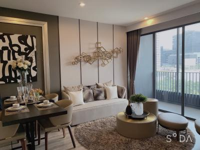 For SaleCondoOnnut, Udomsuk : Losses, less luxury condo close to BTS, less than a million discounts, central unit, beautiful, great value 🤟🏼