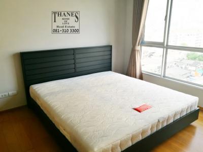 For SaleCondoWongwianyai, Charoennakor : ((Sell)) HIVE Taksin by SANSIRI, Condo near BTS Wongwian Yai, 48 sqm., Very good condition, owner never rent