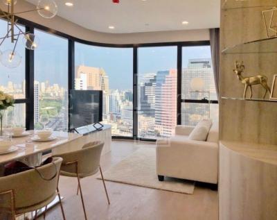 เช่าคอนโดสยาม จุฬา สามย่าน : For Rent Ashton Chula - Silom ( 55 square metre