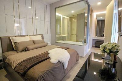 เช่าคอนโดสุขุมวิท อโศก ทองหล่อ : ให้เช่า Condo The Esse Asoke ใกล้ BTS อโศก มีหลายห้อง 1-2 ห้องนอน ชั้นสูง วิวเมืองโล่งๆ ห้องสวย เฟอร์ครบ