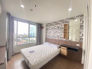 For RentCondoRamkhamhaeng, Hua Mak : For rent, Condo U Delight @ Hua Mak. 31 sqm. Floor 10 8,000 baht.