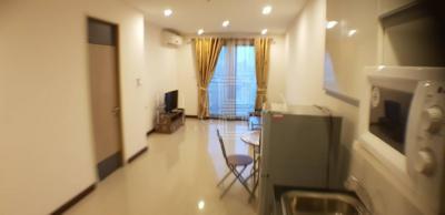 For RentCondoRatchathewi,Phayathai : For Rent Supalai Premier Ratchathewi (63.5 square meters)