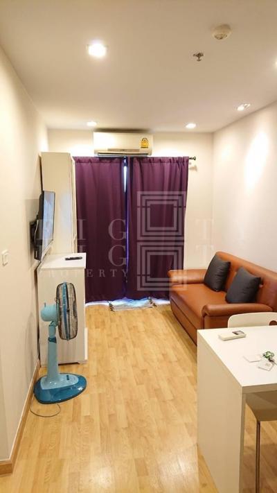 For Rent Casa Condo Asoke - Dindaeng  ( 34 square metres )