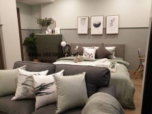 For RentCondoSiam Paragon ,Chulalongkorn,Samyan : New room, never rented, 35 square meters