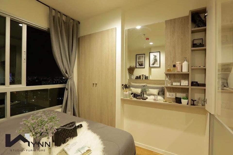For SaleCondoSamrong, Samut Prakan : Sell Lumpini Ville Sukhumvit 76 (corner room) price 1,470,000