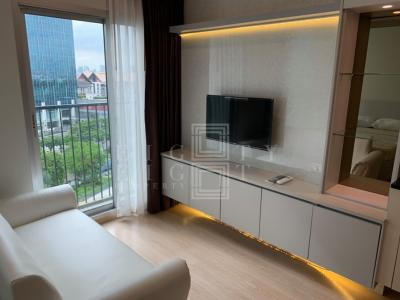 เช่าคอนโดรัชดา ห้วยขวาง : For Rent Noble Revolve Ratchada 2 ( 25 square metres )