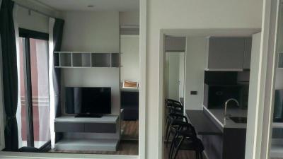 For RentCondoOnnut, Udomsuk : Condo @BTS Phra Khanong Walking 350m / 1 Bed 30 sqm Rent 16K