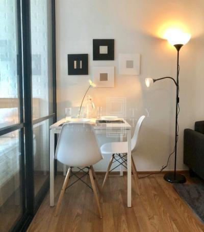 เช่าคอนโดบางนา แบริ่ง : For Rent Unio Sukhumvit 72 ( 27.3 square metres )