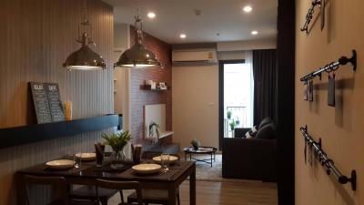 ขายคอนโดอารีย์ อนุสาวรีย์ : ขายด่วน Centric อารีย์ ห้องแต่งสวยมากก ชั้นสูง ห้องใหม่เจ้าของฝากขาย ราคาคุยได้