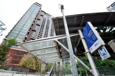 เช่าคอนโดลาดพร้าว เซ็นทรัลลาดพร้าว : (Owner Post) 1ห้องนอน ขนาด 35 ตร.ม. ชั้น 22 ติด MRT ลาดพร้าว (0 เมตร)