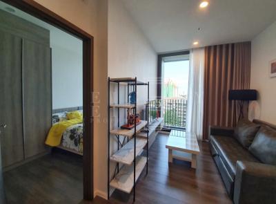 เช่าคอนโดอ่อนนุช อุดมสุข : For Rent Whizdom Essence ( 33.7 square metres )