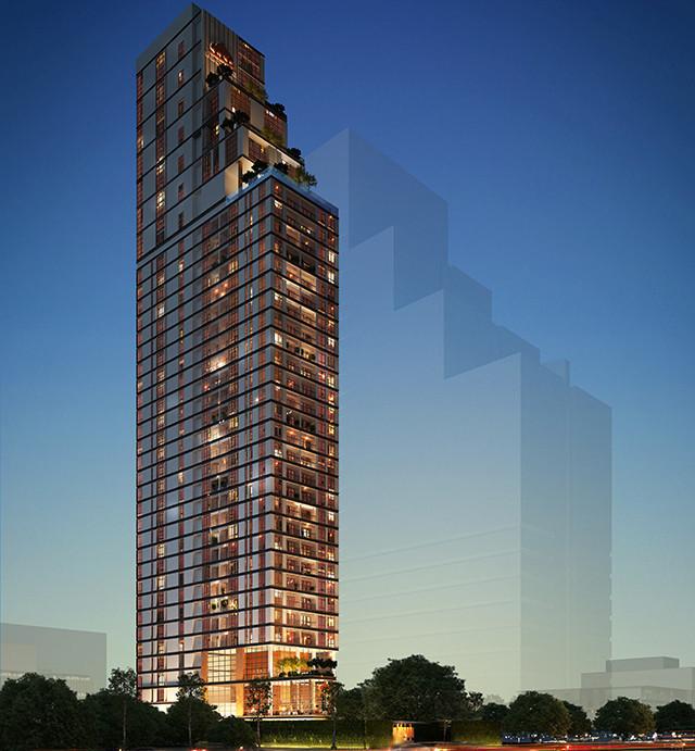 เช่าคอนโดสุขุมวิท อโศก ทองหล่อ : 💥Condo For Rent💥Near MRT Petchburi 🚈The Lofts Asoke 🚈 50sqm. 1 bedroom 1 bathroom 15th-20th floor