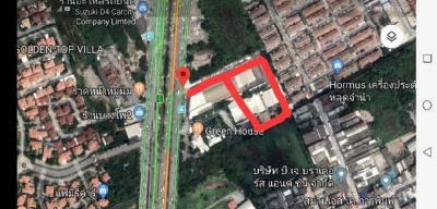 ขายที่ดินบางแค เพชรเกษม : เสนอขายที่ดิน  กรุงเทพมหานคร  แขวงบางแค  เขตบางแค ถนนกาญจนาภิเษก