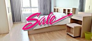 For SaleCondoRama 8, Samsen, Ratchawat : Cheap sale, Condo Lumpini Place Rama 8, new room, 7C, 30 sq m.