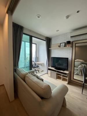 For RentCondoSiam Paragon ,Chulalongkorn,Samyan : Quick sale 🔥 Ideo q chula 1 bed 34 sq m. Beautiful room, fully furnished, ready to move in. Very good price. 095-249-7892