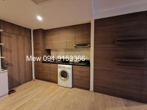For SaleCondoSukhumvit, Asoke, Thonglor : For Sale, Noble Remix, next to BTS Thonglor, Size 42.88 sq.m., new room