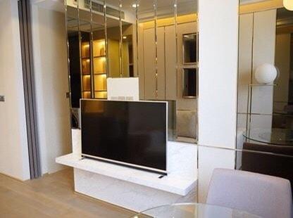 เช่าคอนโดสยาม จุฬา สามย่าน : ให้เช่า 1 ห้องนอน Ashton Chula-Silom ห้องสวยแต่งครบ พร้อมย้ายเข้าอยู่ทันที