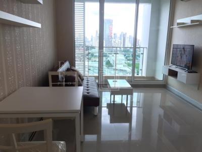 เช่าคอนโดพระราม 9 เพชรบุรีตัดใหม่ : For Rent TC Green Rama 9 ( 40.5 square metres )