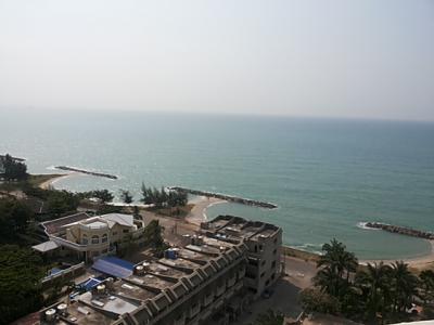 ขายคอนโดระยอง : ขายคอนโด P.M.Y Beach Condominium 149 ตรม. เห็นวิวทะเลกว้างใหญ่สวย ตกแต่งพร้อม อ.เมือง จ.ระยอง