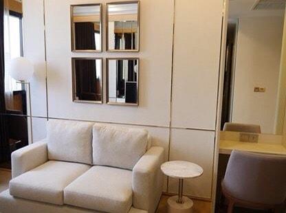 ให้เช่า 1 ห้องนอน Ashton Chula-Silom ห้องสวยแต่งครบ พร้อมย้ายเข้าอยู่ทันที