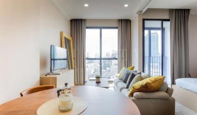 For Rent Ashton Chula-Silom ( 32.6 square metres )