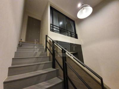 เช่าคอนโดรัชดา ห้วยขวาง : For Rent L Loft Ratchada 19 ( 40 square metres )
