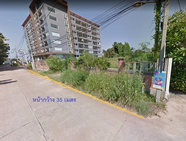 For SaleLandPattaya, Bangsaen, Chonburi : Land for sale, 1 rai 43 square wah, next to the Sriracha condo near the land. Land reclamation near the sea.