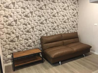 เช่าคอนโดบางนา แบริ่ง : ให้เช่า Notting Hill – Sukhumvit 105 :ตึกA ชั้น.3 (วิวสวน) *มีเครื่องซักผ้า*