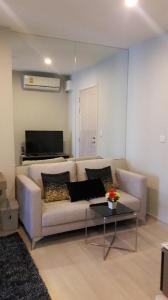 For RentCondoRama9, RCA, Petchaburi : Life Asoke MRT Phetchaburi / ARL Makkasan 32 sqm. * 1Bedroom