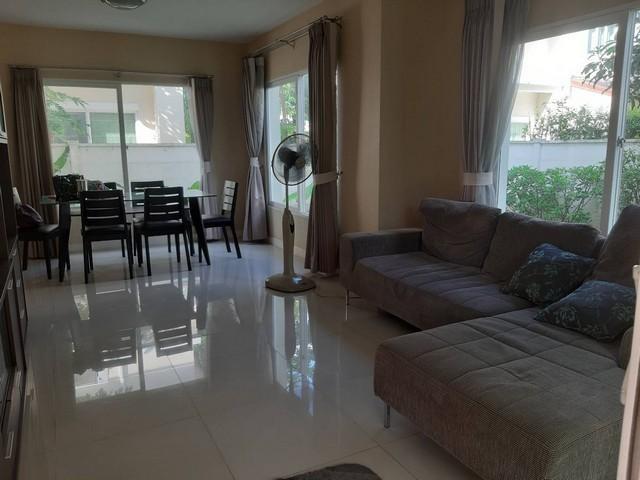 For SaleHouseNawamin, Ramindra : Sell Single House The Centro Sukhapiban 5 with furniture