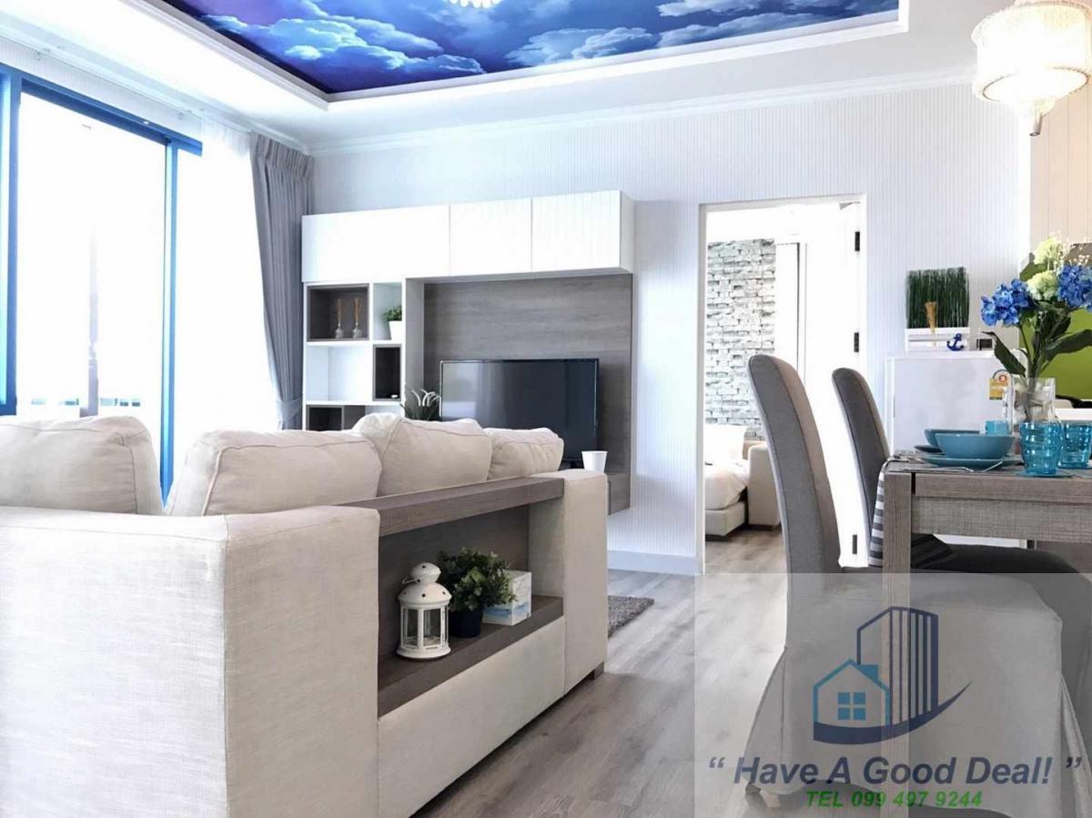 For SaleCondoCha am, Hua Hin : 2 Bedroom Suite, 77 Sqm. The Crest Santora Huahin